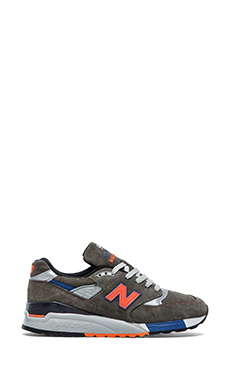 New Balance Made in USA M998 in Olive