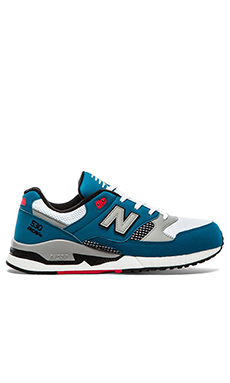 New Balance M530 in Blue Grey