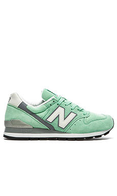 New Balance Made In USA M996 in Pistachio