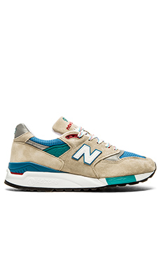 New Balance Made In USA M998 in Sand