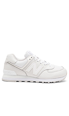 New Balance ML574 in White