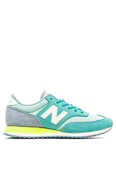 New Balance Capsule Collection in Blue & Grey
