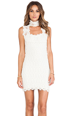 FLORENCE LACE CHAPEL DRESS