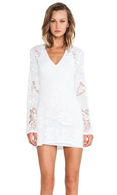 Nightcap Sorrento Bikini Cover in White