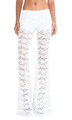 Nightcap Dixie Lace Bells in White