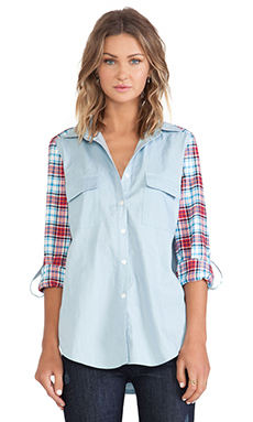 Nightwalker Pledge Shirt in Multi