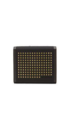 Nixon The Mini Blaster Speaker in Black & Gold