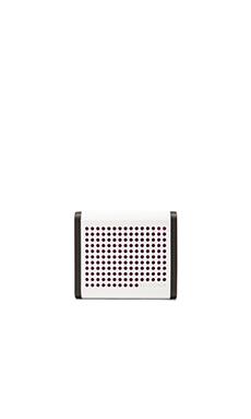 Nixon The Mini Blaster Speaker in White & Purple