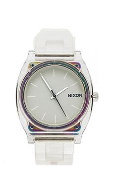 Nixon The Time Teller P in Translucent