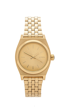 Nixon The Small Time Teller in All Gold