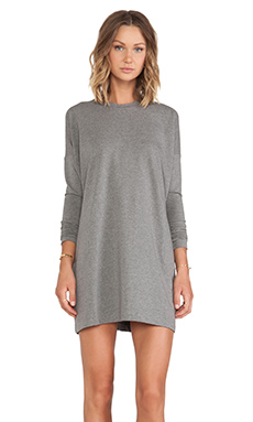 CREW NECK TUNIC DRESS