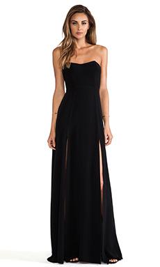 Nookie Encore Maxi Dress in Black