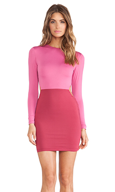 Nookie Casino 2Tone Shift in Fuchsia & Berry