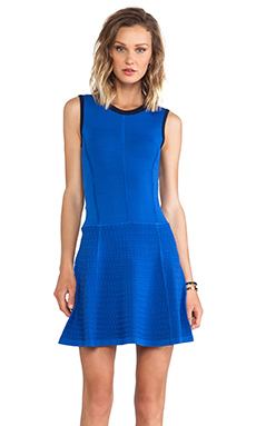Nanette Lepore Enticing Dress in Cobalt