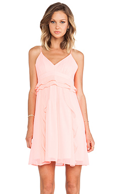 Nanette Lepore Merengue Dress in Punch