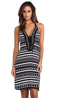 Nanette Lepore Grand Bazaar Dress in Black
