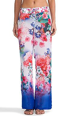 Nanette Lepore Fleur de la Mer Beach Pants in Multi