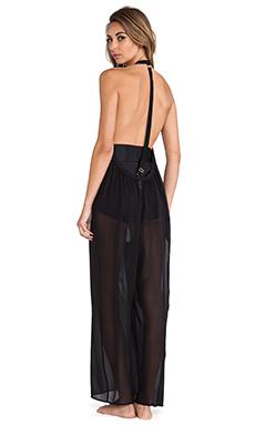 NOE Undergarments Alfie Jumper in Black