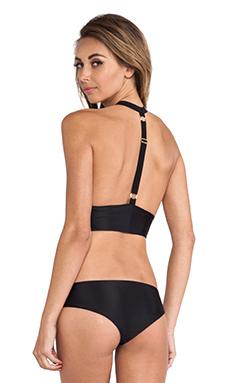 NOE Undergarments Oliver Sports Bra in Black