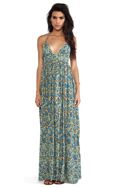 NOVELLA ROYALE Mystic Lady Dress in Blue Rose