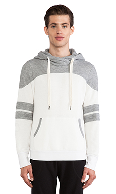 NSF Lincoln Sweatshirt in White