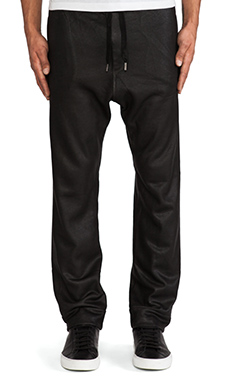 NSF Colby Sweatpant in Leather Destroy