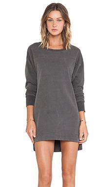 NSF Suz Dress in Pigment Black
