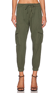 NSF Johnny Cargo Pant in Sulphur Army