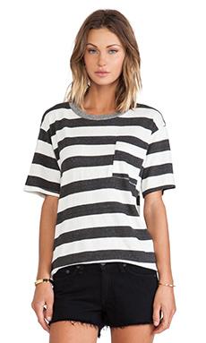 NSF Kelli T-Shirt in Soft White