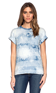 NSF Kelli Tee in White Dye