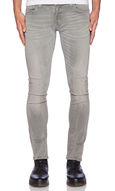 Nudie Jeans Tight Long John in Light Ash