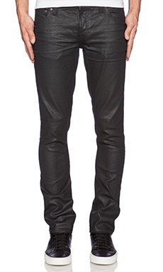 Nudie Jeans Tight Long John in Org Throb Black