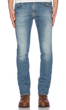 Nudie Jeans Thin Finn in Tender Blues