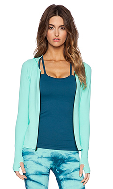NUX Selene Jacket in Mint Splash