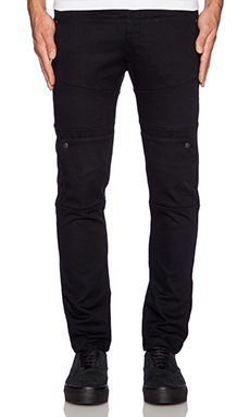 OAK Work Pant in Black