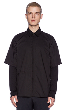 OAK Layer Shirt in Black