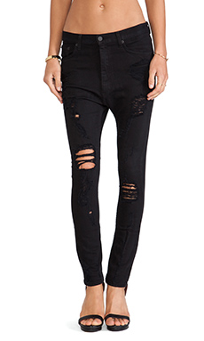 OAK Drop Skinny in Black