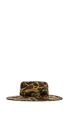 Obey Boonts Hat in Bubble Camo