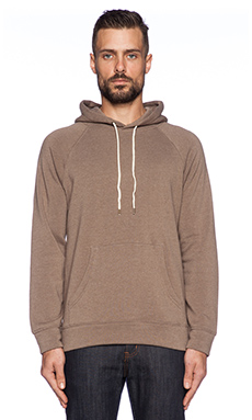 Obey Lofty Creature Comforts Pullover in Walnut