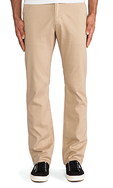 Obey Quality Dissent II Chino in Khaki