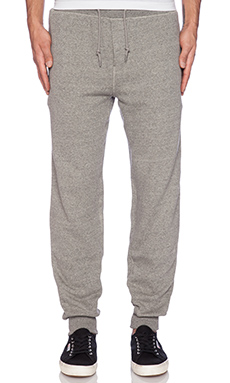 Obey Eastmont Fleece Pant in Ash
