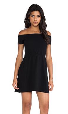 Obey Rockaway Train Dress in Black