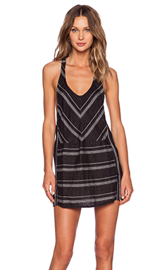 Obey Hillhurst Dress in Black