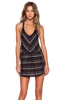 Obey Hillhurst Dress in Black