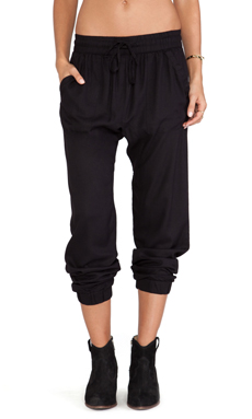 Obey Keegan Pant in Black
