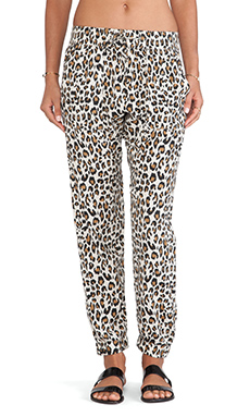 PANTALON SWEAT IMPRIMÉ ANIMAL KEEGAN PANT