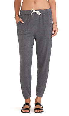 Obey Mental Sunday Pant in Graphite