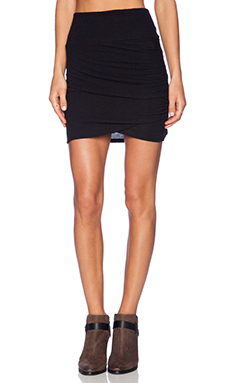 Obey Eastholme Skirt in Black