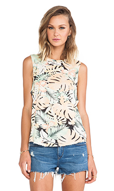 Obey Echo Mountain Tank in Tropical