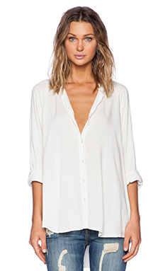 Obey Rimbaud Blouse in Off White